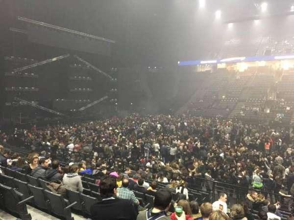 AccorHotels Arena, secção: P, fila: 15, lugar: 29