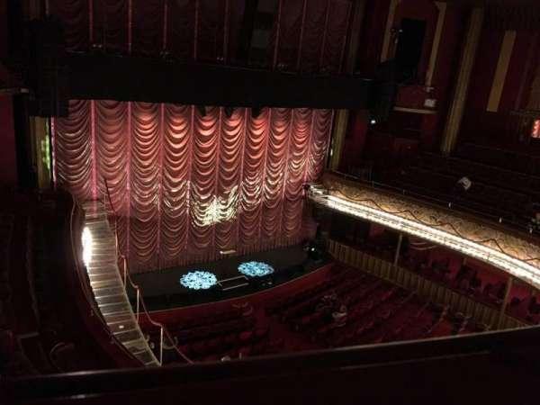 Folies Bergère, secção: Galerie, fila: A, lugar: 35