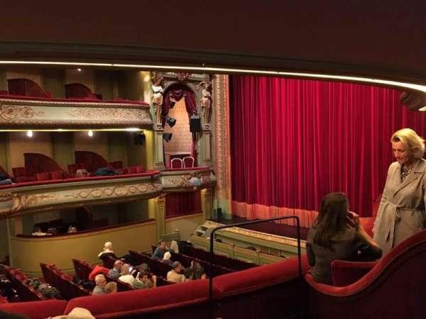 Théâtre Royal du Parc, secção: Premier Balcon, fila: D, lugar: 62