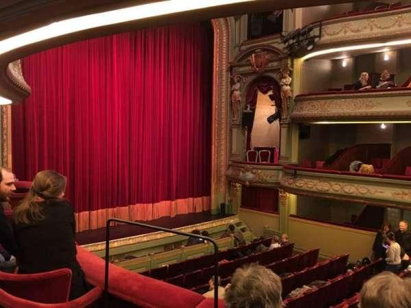 Théâtre Royal du Parc, secção: Premier Balcon, fila: C, lugar: 39b