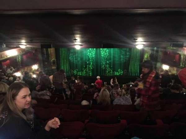 Palace Theatre (Manchester), secção: Circle, fila: R, lugar: 24