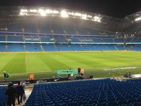 Etihad Stadium (Manchester), secção: 139, fila: Y, lugar: 795