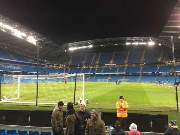 Etihad Stadium (Manchester), secção: 135, fila: E, lugar: 949