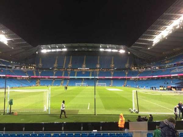Etihad Stadium (Manchester), secção: 136, fila: N, lugar: 1000