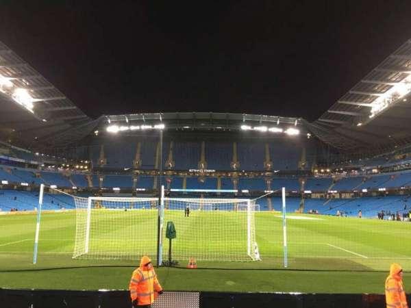 Etihad Stadium (Manchester), secção: 137, fila: G, lugar: 1015