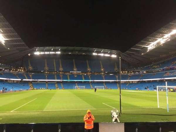 Etihad Stadium (Manchester), secção: 138, fila: H, lugar: 172
