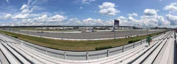 Pocono Raceway, secção: 141, fila: 8, lugar: 13