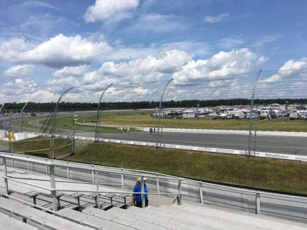 Pocono Raceway, secção: 145, fila: 13, lugar: 6
