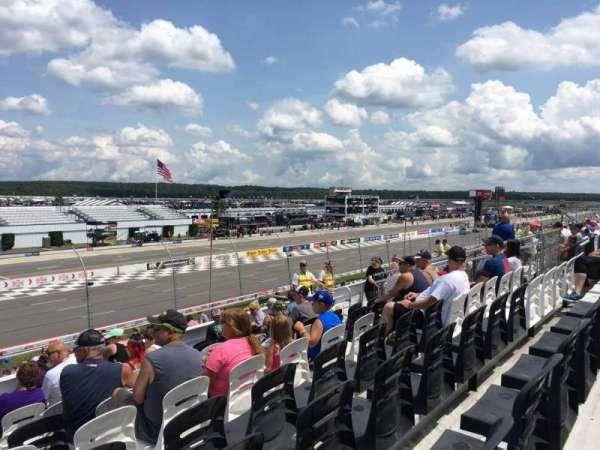 Pocono Raceway, secção: 239, fila: 27, lugar: 16