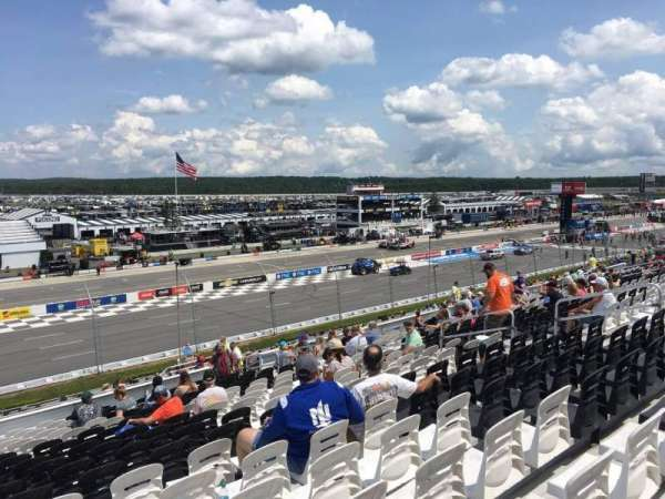 Pocono Raceway, secção: 235, fila: 36, lugar: 14