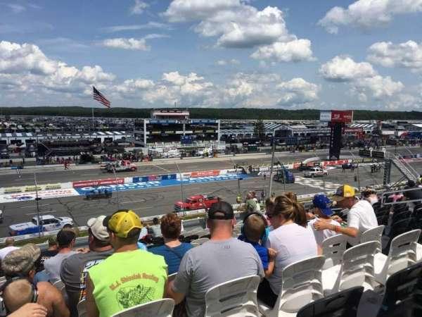 Pocono Raceway, secção: 229, fila: 33, lugar: 15