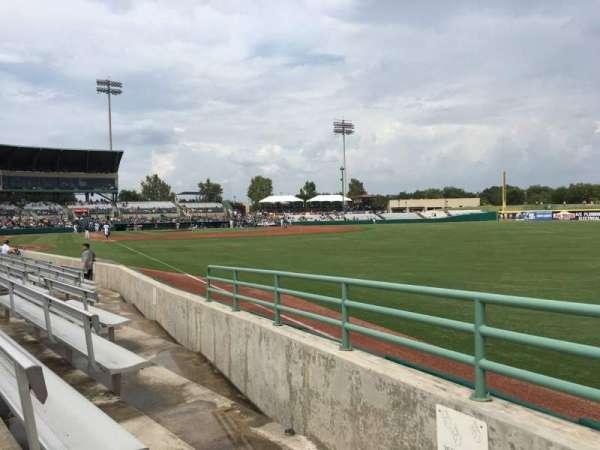 Nelson W. Wolff Municipal Stadium, secção: 126, fila: G, lugar: 2