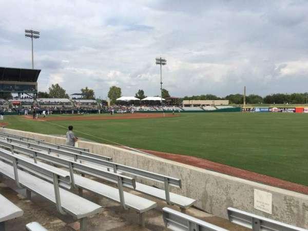 Nelson W. Wolff Municipal Stadium, secção: 124, fila: G, lugar: 4