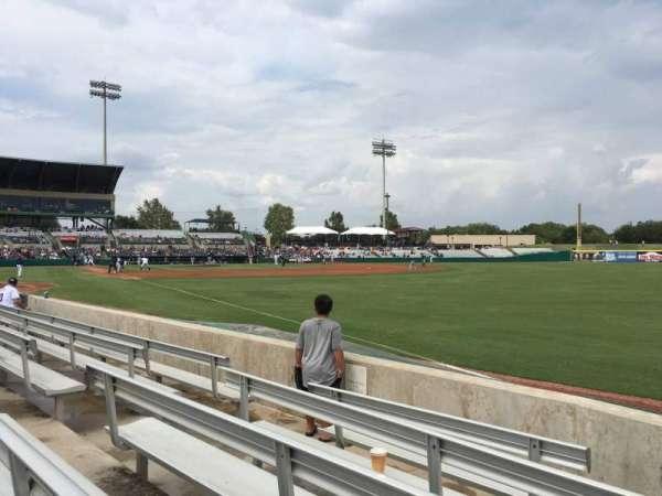Nelson W. Wolff Municipal Stadium, secção: 122, fila: E, lugar: 9