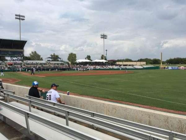 Nelson W. Wolff Municipal Stadium, secção: 120, fila: E, lugar: 15