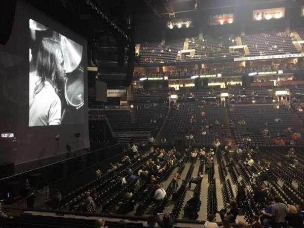 Nationwide Arena, secção: 116, fila: N, lugar: 4
