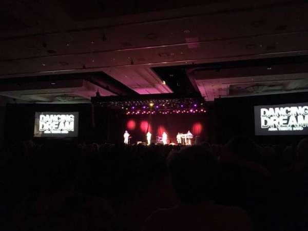 Seneca Niagara Events Center, secção: Right