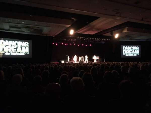 Seneca Niagara Events Center, secção: Left