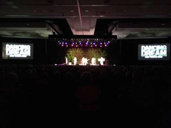 Seneca Niagara Events Center, secção: Center
