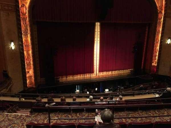 Shea's Buffalo, secção: Balcony 5, fila: E, lugar: 21