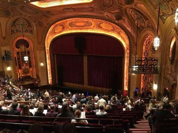 Shea's Buffalo, secção: Balcony 1, fila: S, lugar: 50