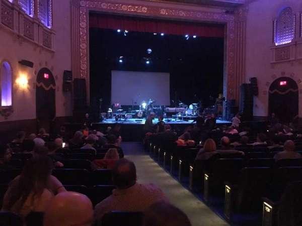Michigan Theater, secção: Orchestra L, fila: S, lugar: 3
