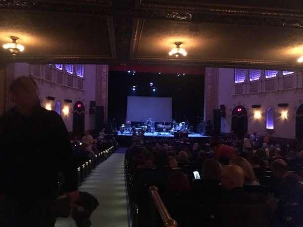 Michigan Theater, secção: Orch, fila: M, lugar: 101