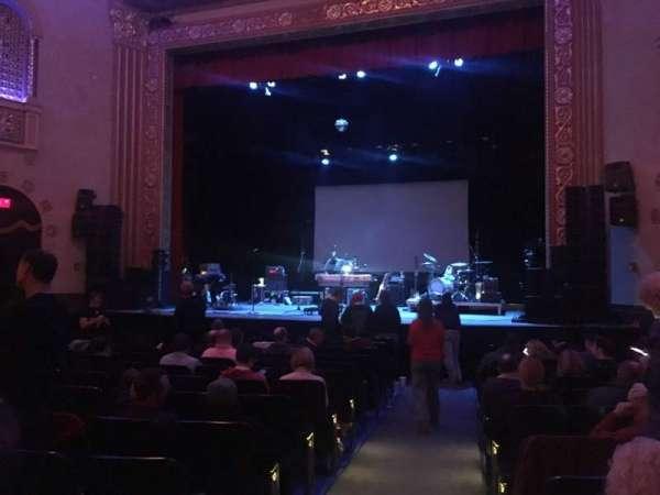 Michigan Theater, secção: Orchestra R, fila: N, lugar: 2