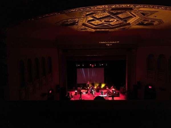Michigan Theater, secção: Balcony L, fila: H, lugar: 3