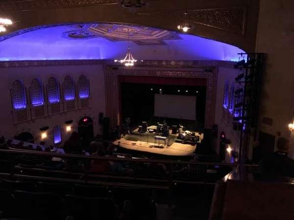 Michigan Theater, secção: Balcony R, fila: M, lugar: 18