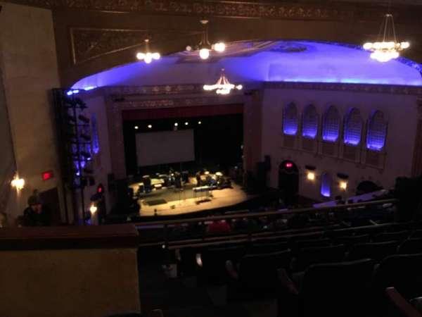 Michigan Theater, secção: Balcony L, fila: M, lugar: 17