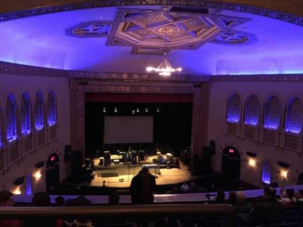 Michigan Theater, secção: Balcony C, fila: K, lugar: 102
