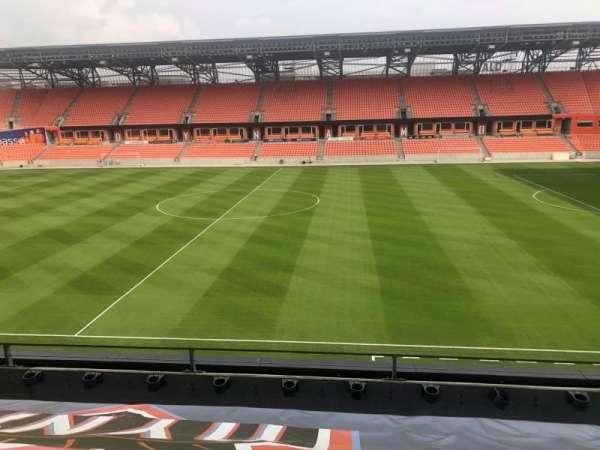 BBVA Compass Stadium , secção: PC2