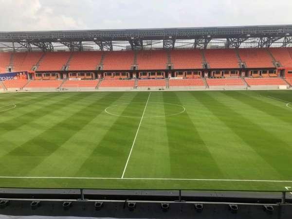 BBVA Stadium, secção: Club Box 3