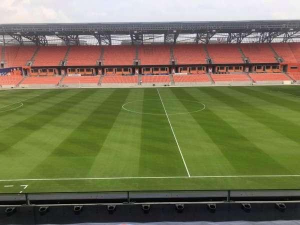BBVA Compass Stadium , secção: PC4