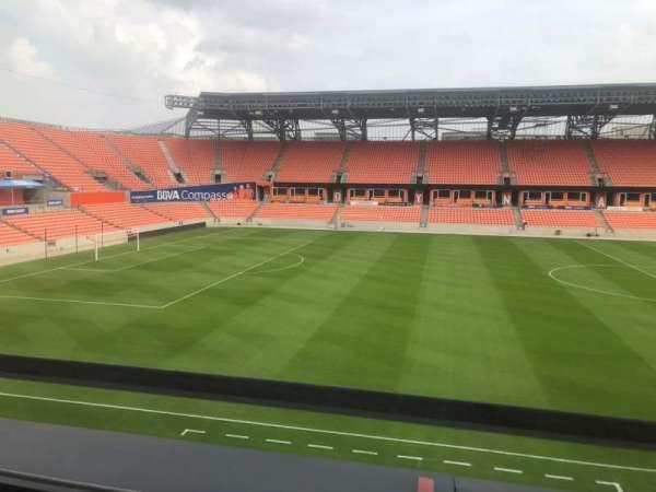BBVA Compass Stadium , secção: PC6