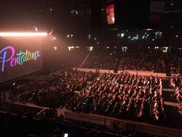 Scotiabank Saddledome, secção: 213, fila: 8, lugar: 18