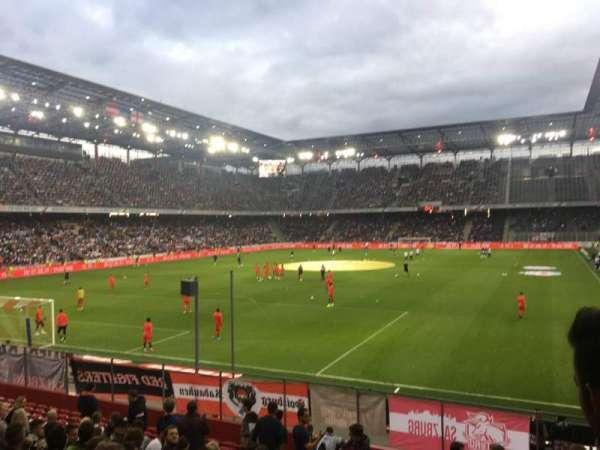Red Bull Arena (Salzburg), secção: A11, fila: 15, lugar: 18