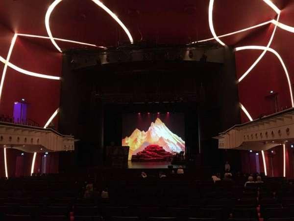 Deutsches Theater, secção: Parkett, fila: 27, lugar: 08
