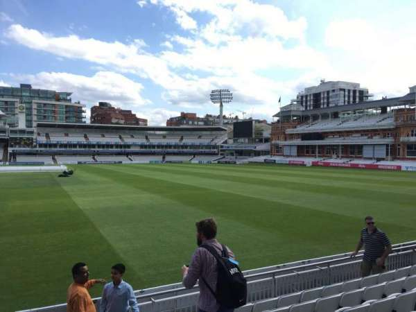 Lord's Cricket Ground, secção: Grandstand B, fila: 7, lugar: 70