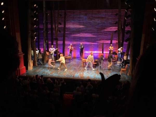Phoenix Theatre, secção: Grand Circle, fila: B, lugar: 12