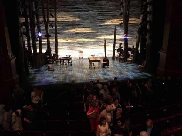 Phoenix Theatre, secção: Grand Circle, fila: A, lugar: 16