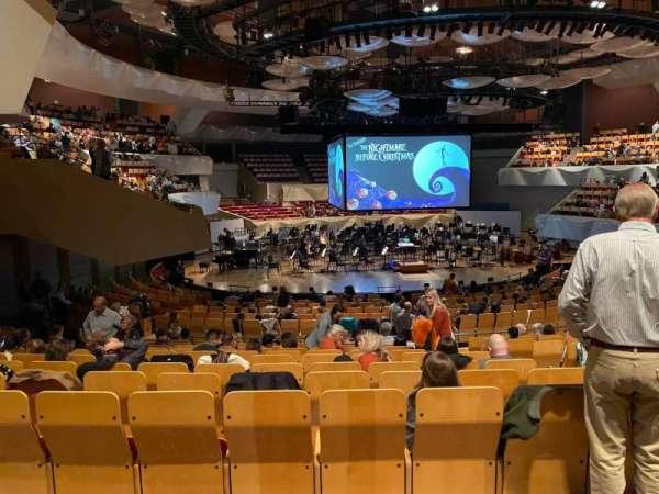 Boettcher Concert Hall, secção: Orch 3, fila: S, lugar: 28