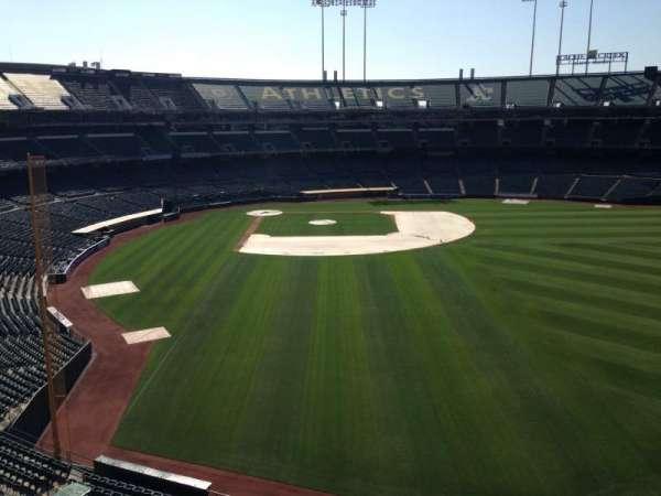 Oakland Coliseum, secção: Loge Suite 1