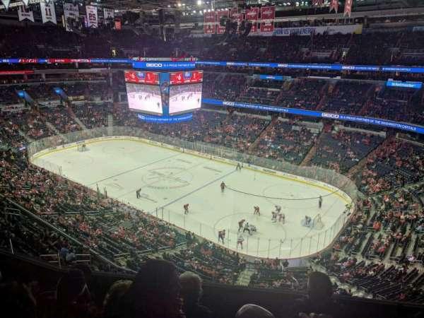 Capital One Arena, secção: 404, fila: D, lugar: 5