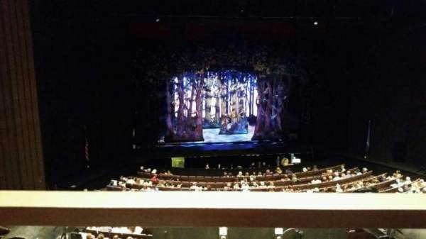 Chapman Music Hall - Tulsa Performing Arts Center, secção: MLC, fila: H, lugar: 10