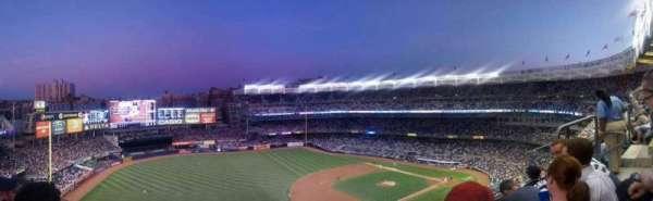 Yankee Stadium, secção: 428, fila: 4, lugar: 5