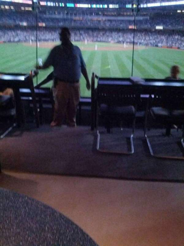 Yankee Stadium, secção: Mohegan Sun Sports Bar