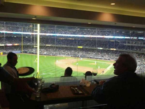 Yankee Stadium, secção: Audi Yankees Club
