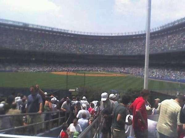 Old Yankee Stadium, secção: 55, fila: F, lugar: 20